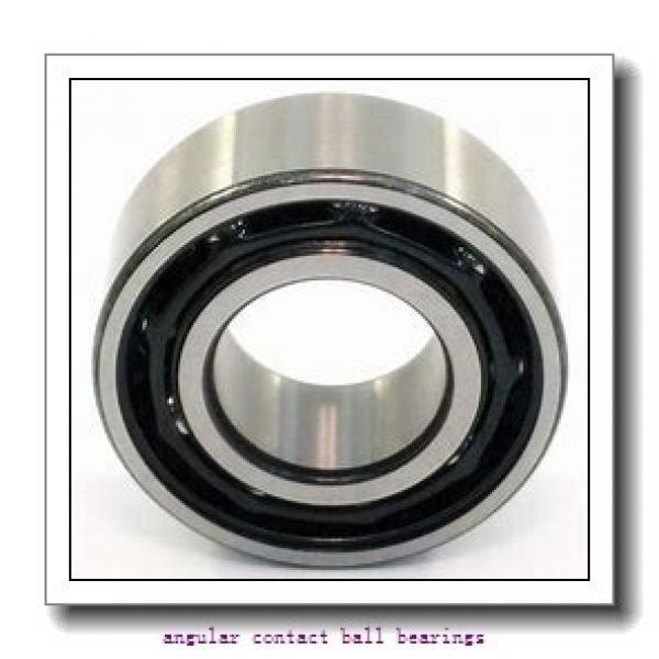 1.181 Inch | 30 Millimeter x 2.441 Inch | 62 Millimeter x 0.937 Inch | 23.8 Millimeter  SKF 5206MFFG  Angular Contact Ball Bearings #1 image