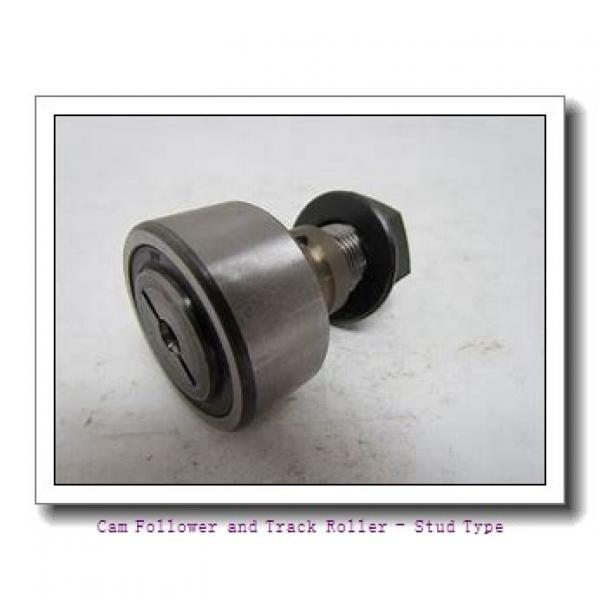 MCGILL MCFR 72 SB  Cam Follower and Track Roller - Stud Type #1 image