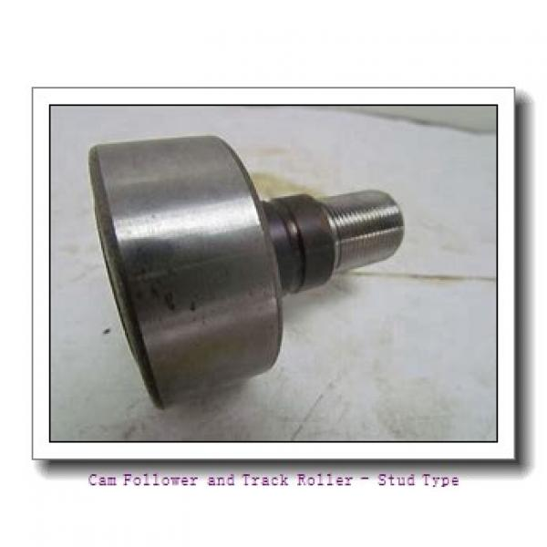 MCGILL MCFR 72 BX  Cam Follower and Track Roller - Stud Type #1 image