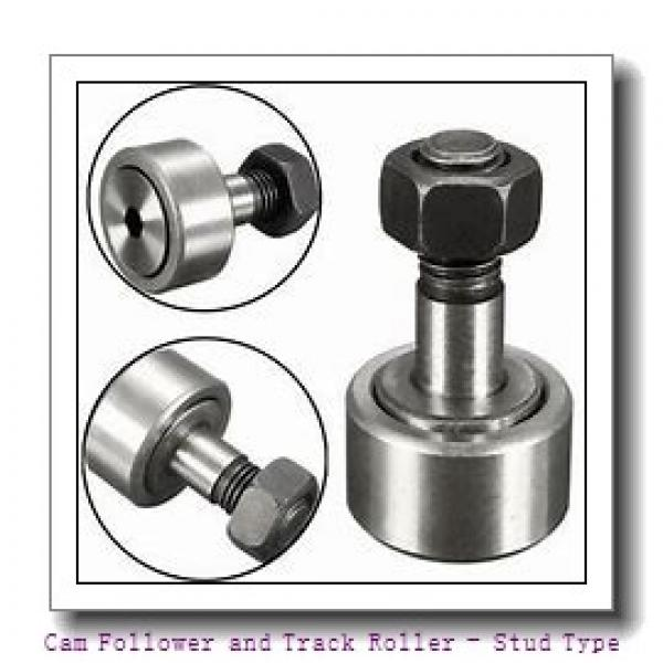 MCGILL MCFR 52 BX  Cam Follower and Track Roller - Stud Type #1 image
