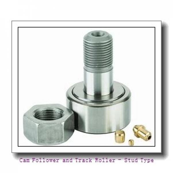 MCGILL MCFR 62  Cam Follower and Track Roller - Stud Type #1 image
