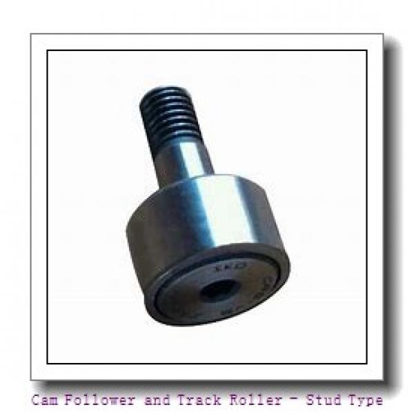 MCGILL PCF 4 1/2  Cam Follower and Track Roller - Stud Type #1 image