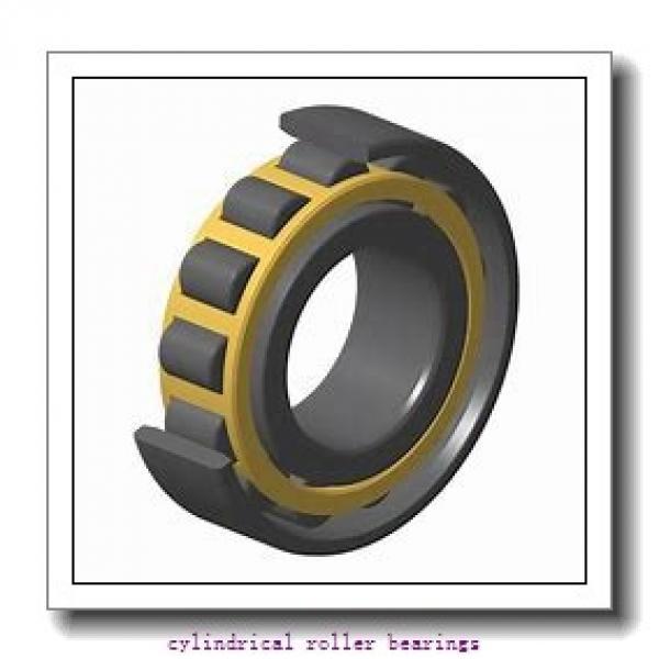 3.543 Inch | 90 Millimeter x 4.921 Inch | 125 Millimeter x 0.709 Inch | 18 Millimeter  LINK BELT MR61918EX  Cylindrical Roller Bearings #2 image